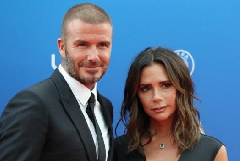 Usai Gelar Pesta Mewah, David Beckham Terinfeksi Virus Corona (Foto: AFP)