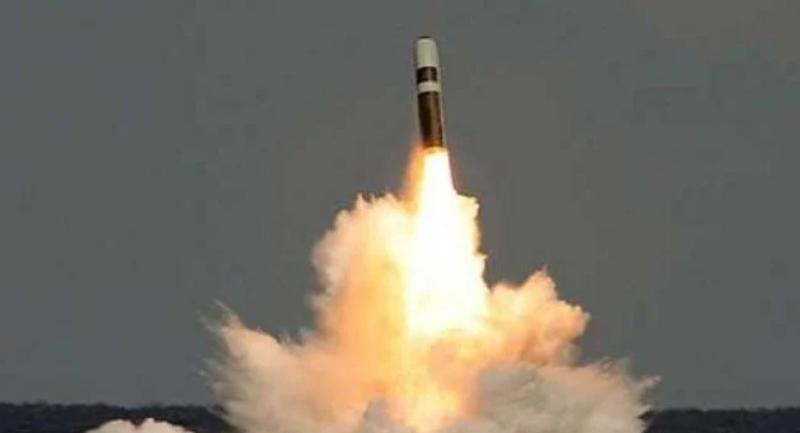 China dan Rusia Bisa Ambyar, Rudal Nuklir Inggris Bisa Begini