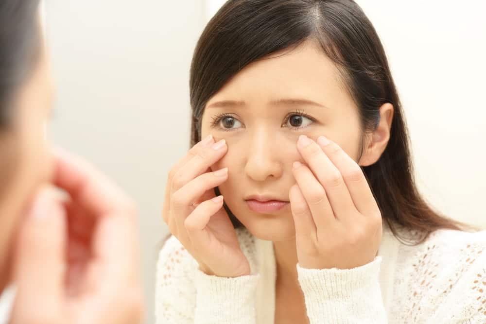 Ilustrasi kerutan di wajah. Foto: Shutterstock