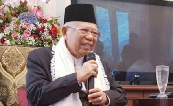 Mendadak Pengamat Politik Top Ini Bela Wapres Ma'ruf Amin, Kaget