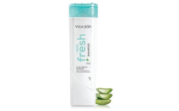 Wardah Daily Fresh Shampoo, Menjadikan Rambut Selembut Sutra