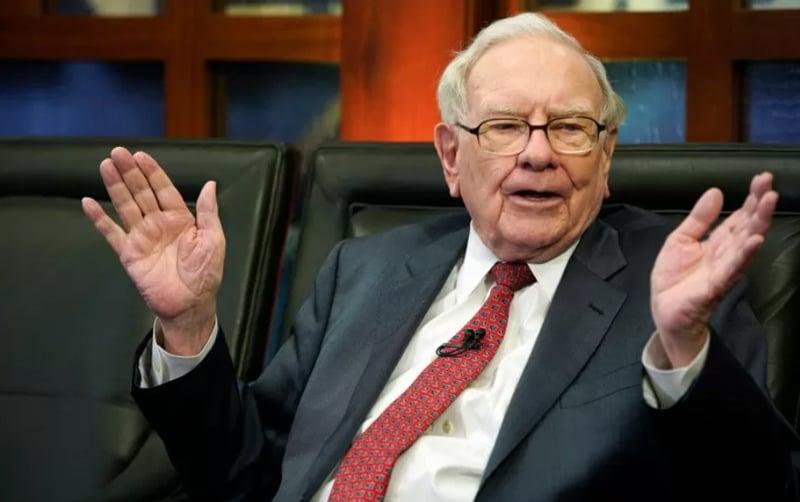 Warren Buffett (Nati Harnik/AP/REX/Shutterstock/Nati Harnik/AP/REX/Shutterstock)