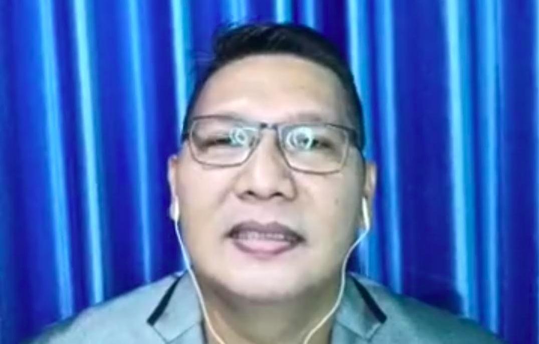 dr Phaidon L. Toruan dalam diskusi virtual bertajuk Apa makanan bergizi di masa pandemi