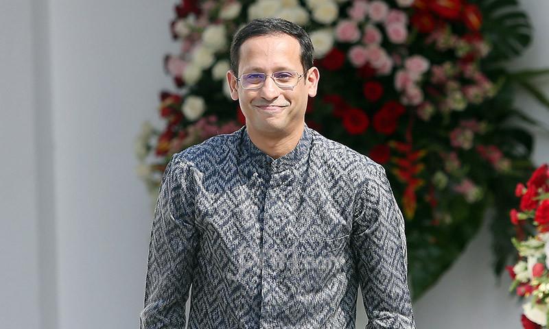 Nadiem Makarim. Foto: JPNN.com