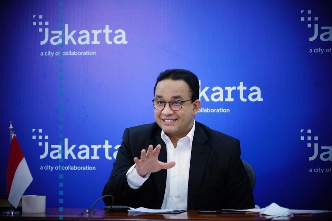 Gubernur DKI Jakarta, Anies Baswedan. Foto: Instagram/@aniesbaswedan