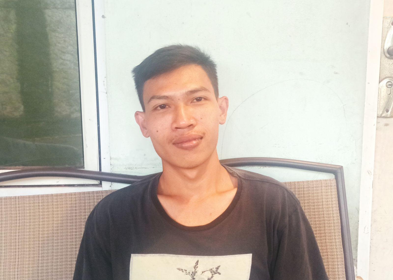 Tukang Bangunan profesional, Wirawan. Foto: Andi Ristanto/GenPI.co