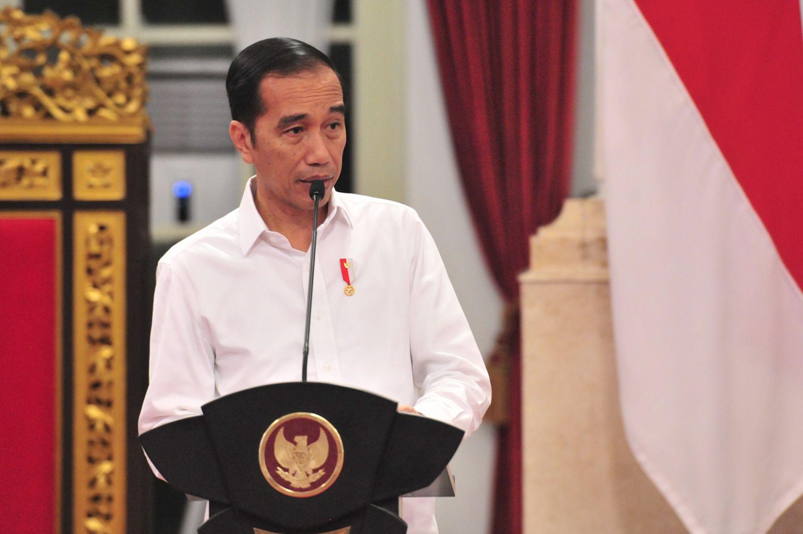 Presiden Jokowi. Foto: Sekretariat Presiden