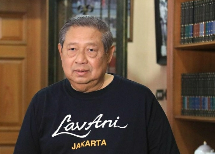 Susilo Bambang Yudhoyono. Foto: Instagram/aniyudhoyono