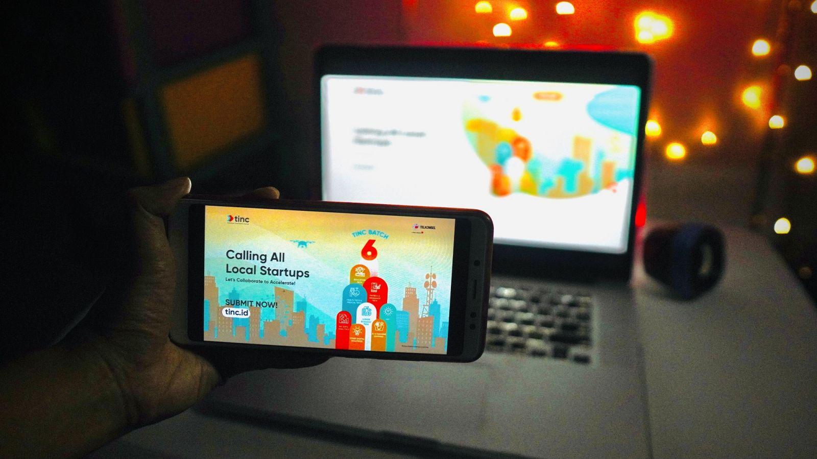 Program Telkomsel Innovation Center (Tinc) kembali digelar. Foto: Corcom Telkomsel