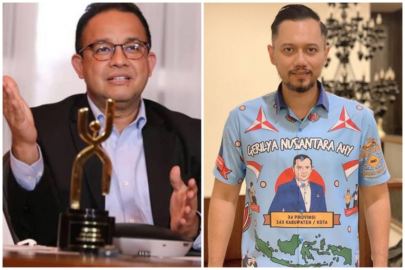Duet Anies-AHY di Pilpres Curi Perhatian, Modal Politiknya Wow