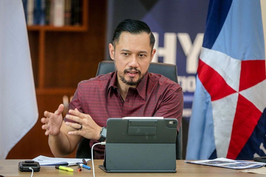Ketum Partai Demokrat Agus Harimurti Yudhoyono. Foto: Instagram/@agusyudhoyono