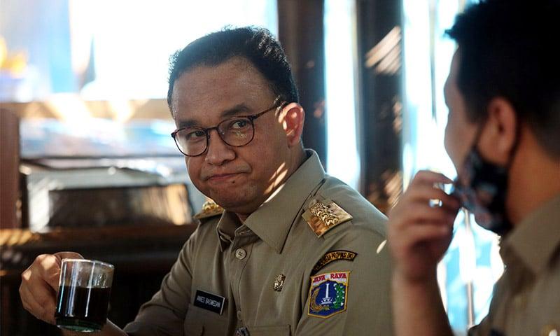 Cara Anies Baswedan Tangani Banjir Bikin PSI Geram, Gerindra Cuek