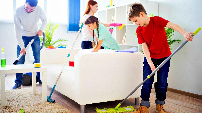 Tips Membersihkan Sederhana untuk Menyegarkan Rumah Anda