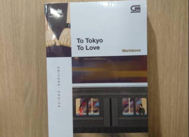 Buku To Tokyo To Love. Foto: Shopee