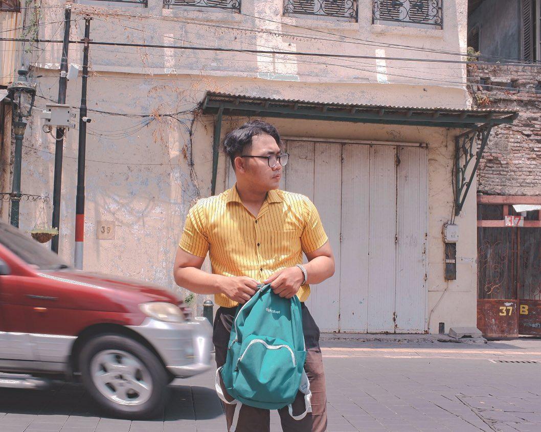 Foto: Dicky Roynaldo, Owner Fonemis (Jasa Foto Wedding)