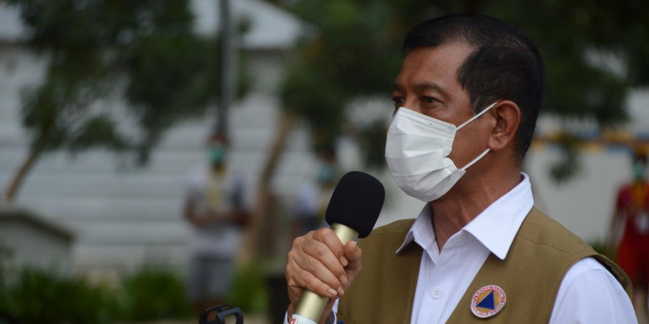 Ketua Satgas Penanganan Covid-19 Doni Monardo (Foto: BNPB)