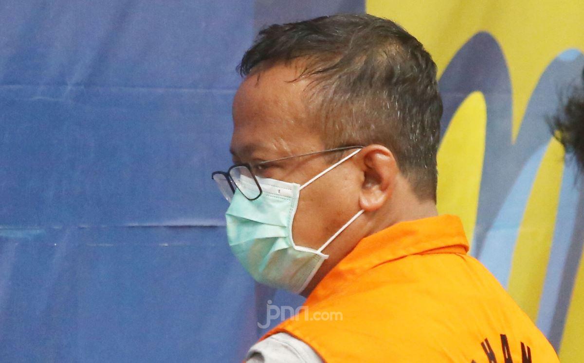 Belanjaan di AS Jadi Barang Bukti KPK, Edhy Prabowo Tak Berkutik