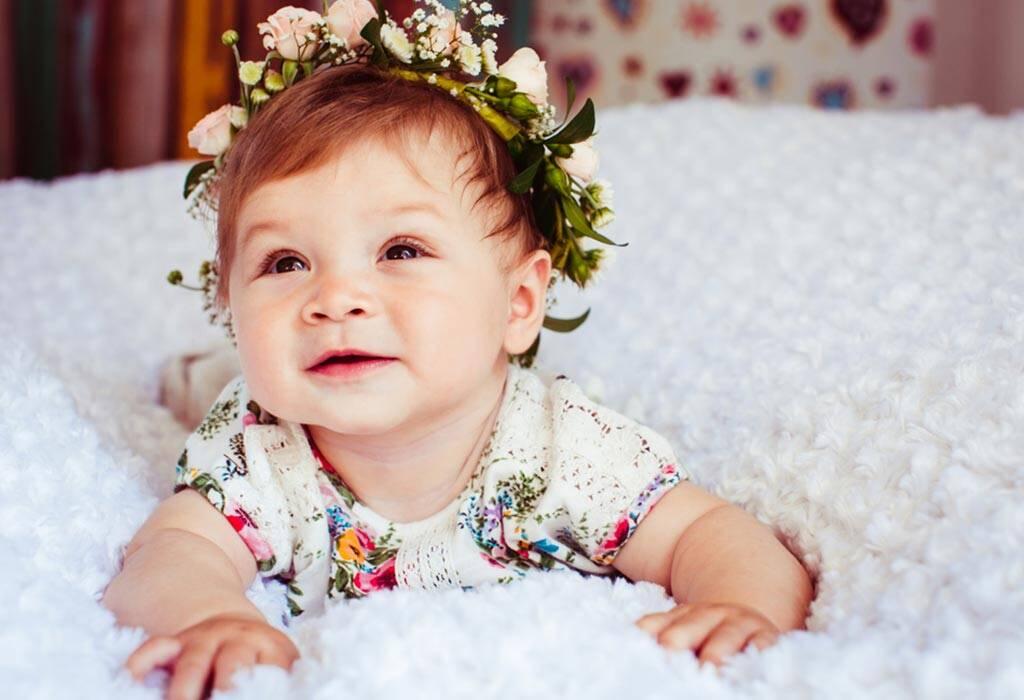 Keren Banget, Inspirasi Nama Bayi Perempuan Modern