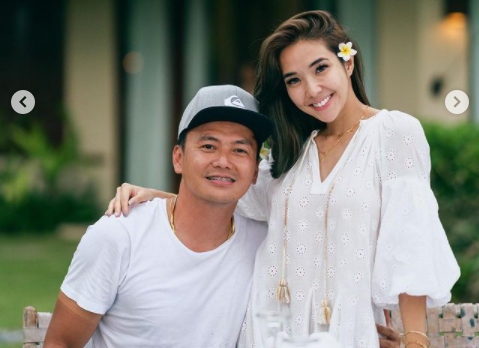 Gisella Anastasia dan Wijin. Foto: Instagram/Wijaya Saputra