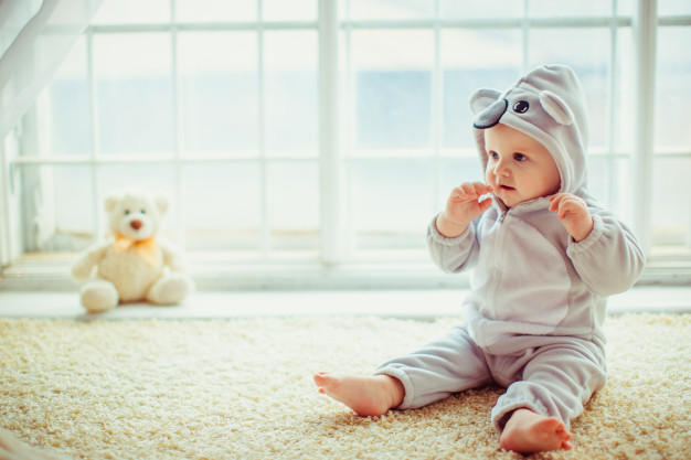 Inspirasi nama bayi. Foto: Freepik/v.ivash