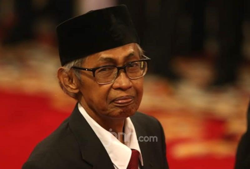 Selamat Jalan Artidjo Alkostar, Hakim Paling Ditakuti Koruptor