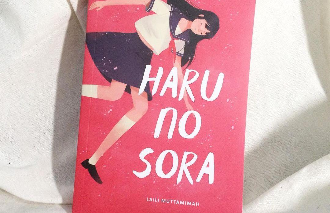 Novel Haru no Sora, Kisah Tragis Remaja yang Hilang Kebahagiaan