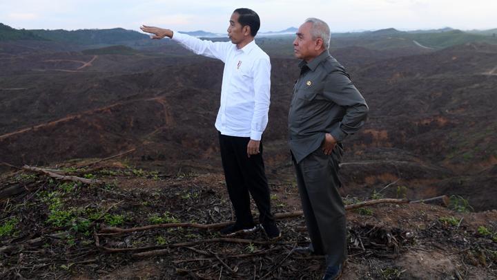 Jokowi Ngotot Bangun Ibu Kota Baru, Ahli Hukum Top Berbicara