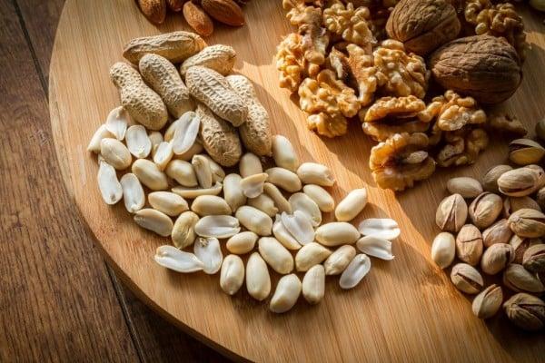 Kacang-kacangan. Foto: Shutterstock