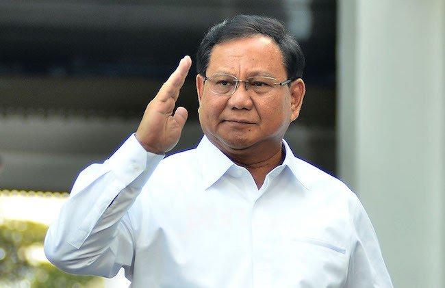 Prabowo Subianto. Foto: JPNN.com