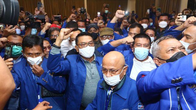 Moeldoko di Atas Awan, Partai Demokrat Makin Ngeri-ngeri Sedap