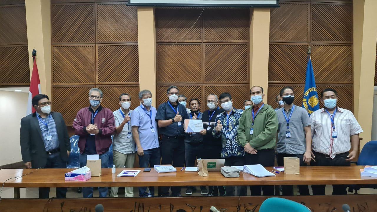 Pramono Anung Dukung Kongres Nasional X dan Pemilu Ketua IA ITB