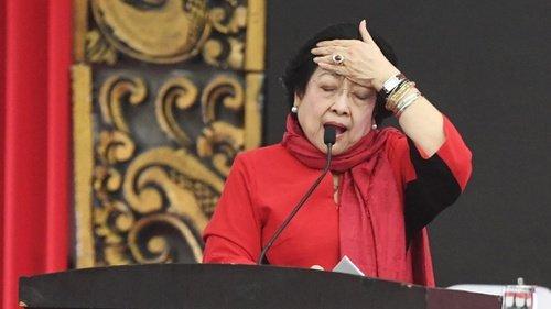 Ketua Umum PDI Perjuangan, Megawati Soekarnoputri. Foto: ANTARA/Akbar Nugroho Gumay/wsj