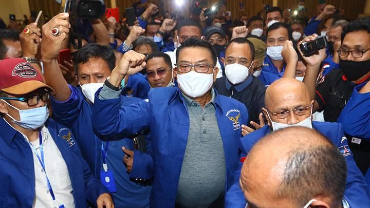 Partai Demokrat Kehilangan Taring, Peluang di Pilpres 2024 Tipis