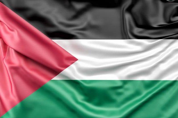 Bendera Palestina. Foto: Freepik