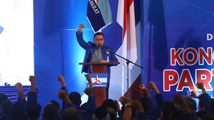 Eks Kader Demokrat Beber Nasib Partai Demokrat Dipimpin Moeldoko