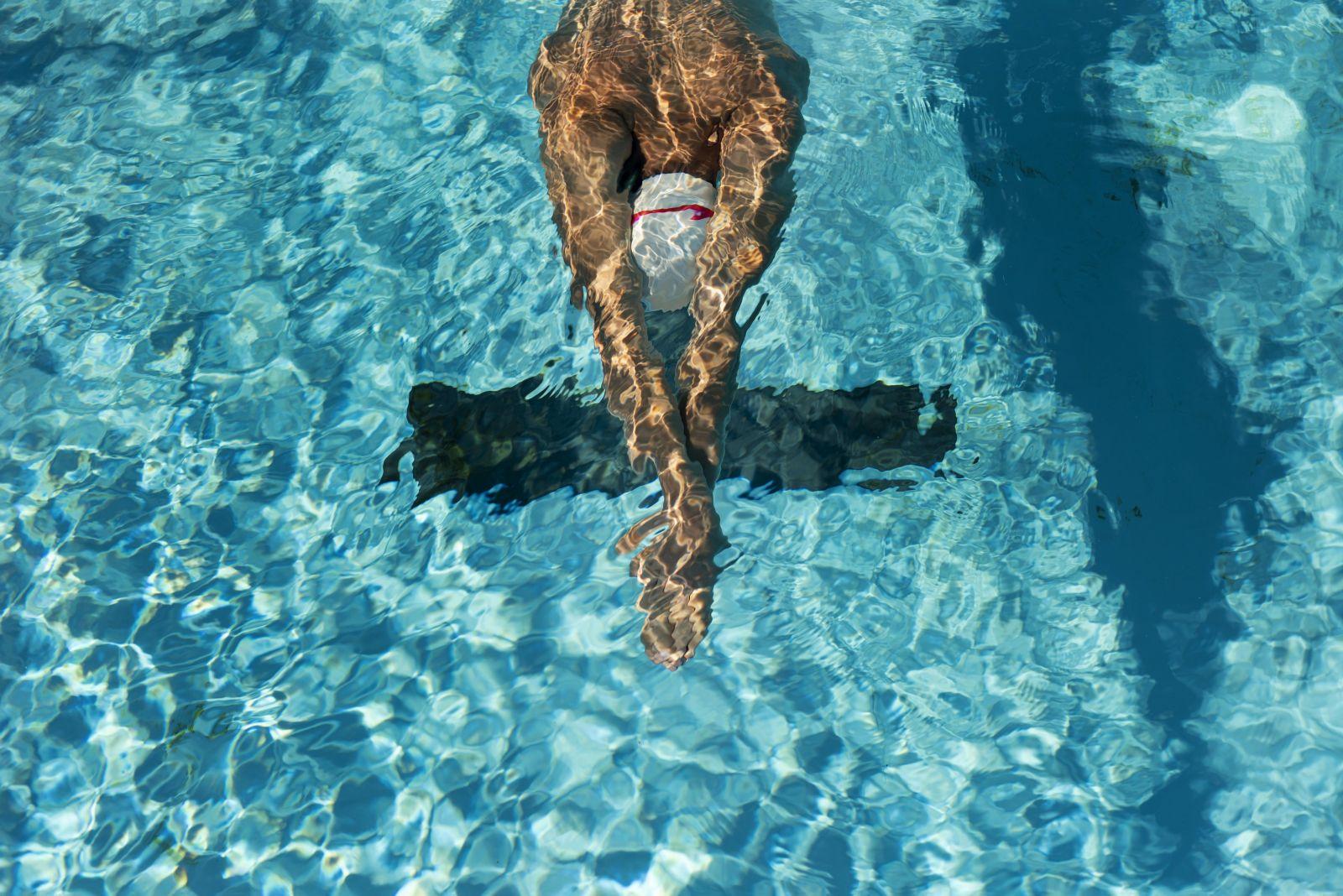 Ilustrasi perenang. Foto: Freepik