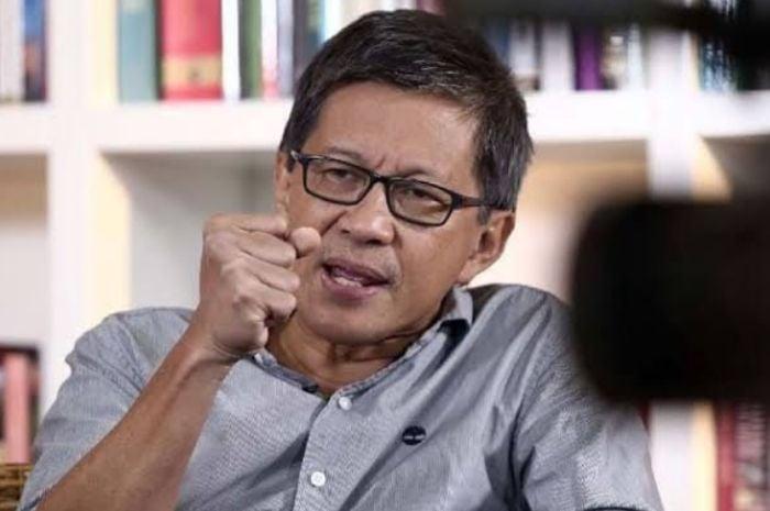 Rocky Gerung: Presiden Jokowi Akan Lengser Sebelum 2024