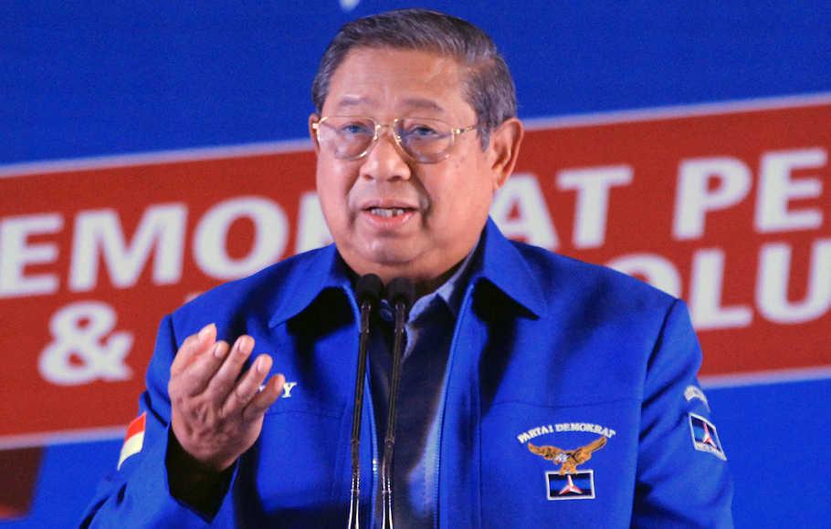Darah SBY Mendidih, Ada Musuh dalam Selimut di Internal Demokrat