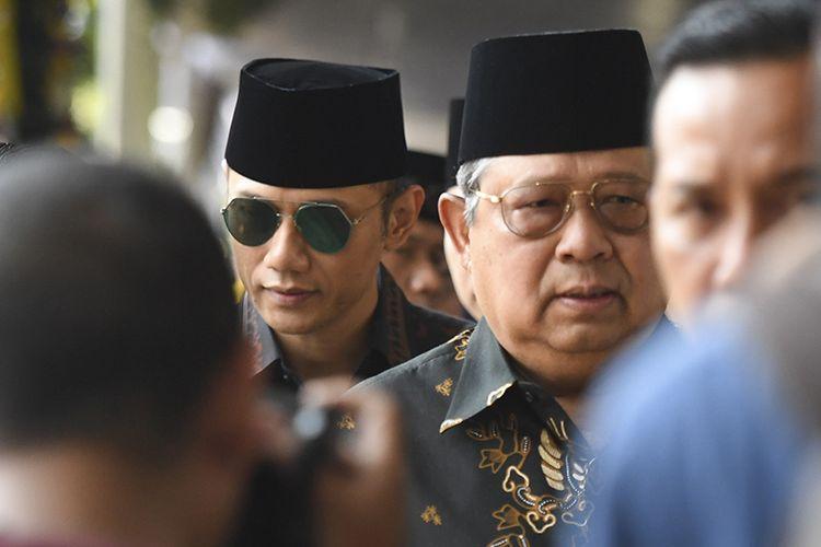 Nama Besar SBY Tumbang, Masa Depan AHY di Demokrat Tragis