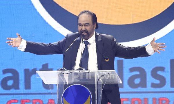 Surya Paloh. Foto: JPNN.com
