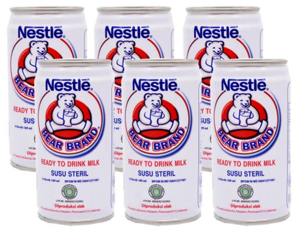 Obati Insomnia dengan Minum Susu Beruang, Tidur Jadi Lebih Pulas