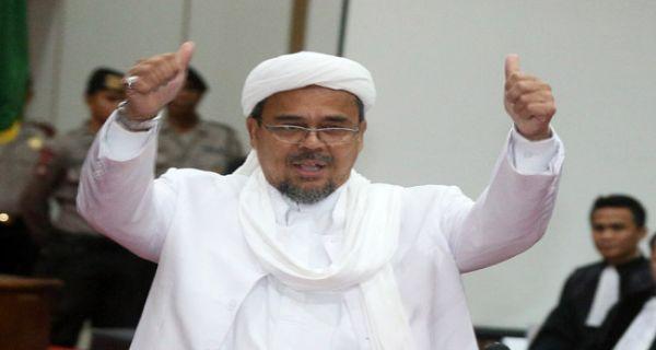 Habib Rizieq Menutupi Hasil Rekam Medis, Ahli Hukum Top Bersuara