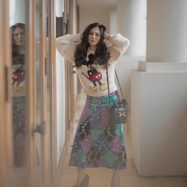 Inspirasi Outfit Kencan Pertama, Bisa Contek Gaya Wulan Guritno
