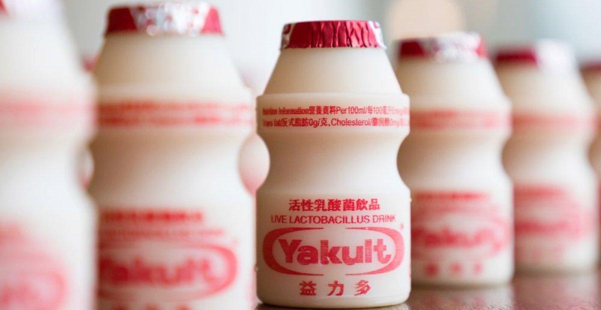Minuman Yakult. Foto: Tokopedia