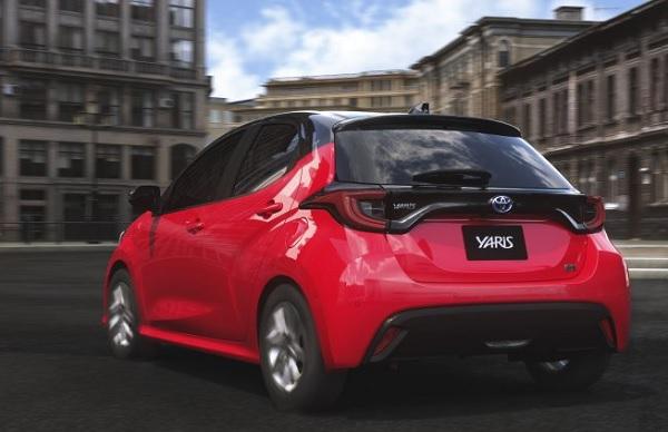 Penampakan Toyota Yaris Terbaru, Ada Varian 1000cc dan Hibrida