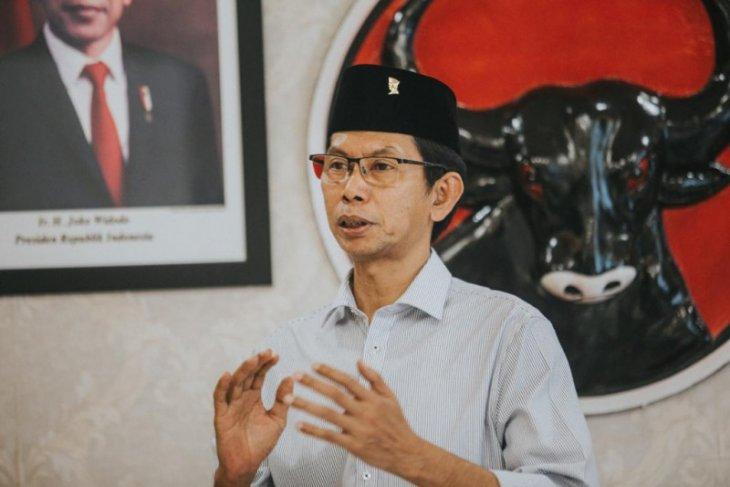 Ketua DPC PDIP Surabaya Adi Sutarwijono (FOTO ANTARA/HO-PDIP Surabaya)