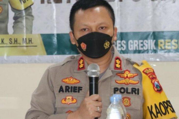 Kapolres Gresik AKBP Arief Fitrianto. (Antara Jatim/HO Polres Gresik/am)
