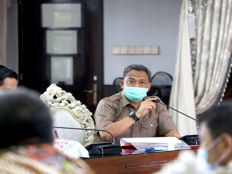 Kepala Dinas Pendidikan (Dispendik) Kota Surabaya, Supomo. (foto: Humas Pemkot Surabaya)