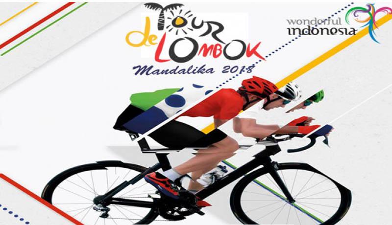 Tour de Lombok Mandalika 2018