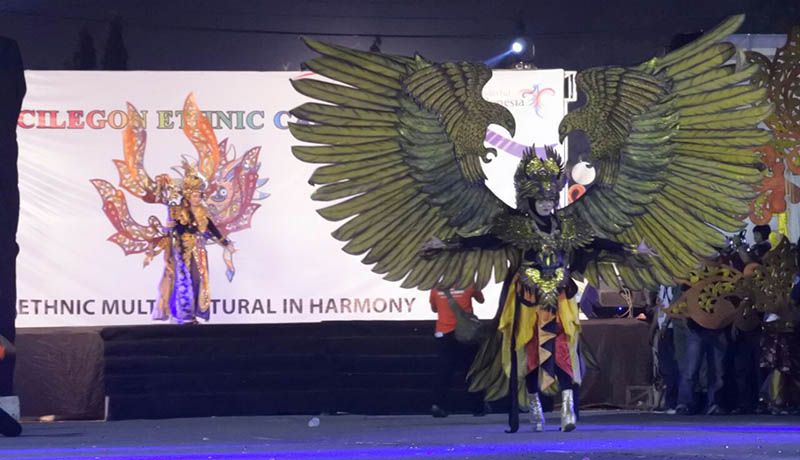 Cilegon Ethnic Carnival 2018